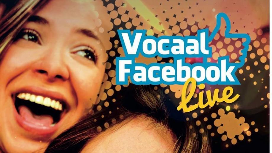 vocal facebook live